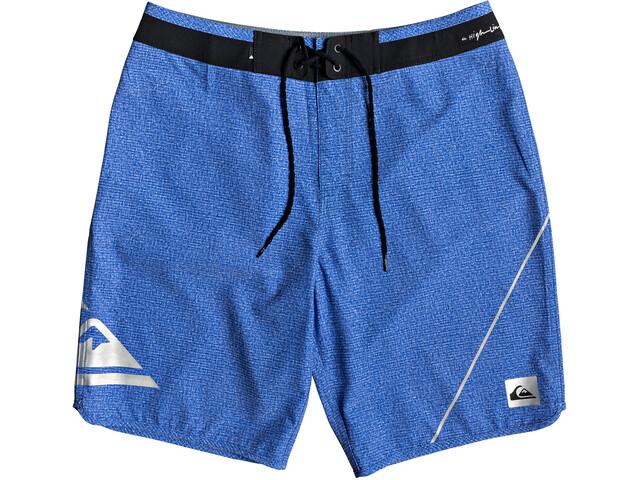 Quiksilver Highline New Wave 20 Costume a pantaloncino Uomo blu